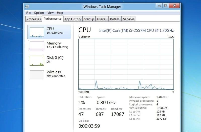 Windows In-Depth, Part 4: The Revamped, Vastly Improved Task Manager