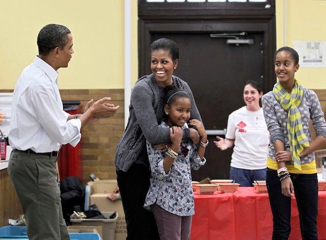 Michelle Obama Gets A Wonderful Birthday Surprise