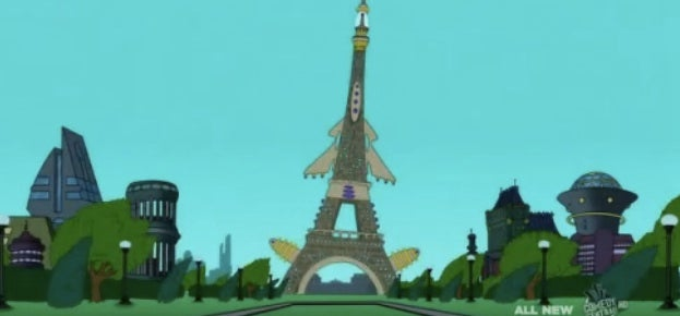 The Eiffel Tower: Who destroyed it best?