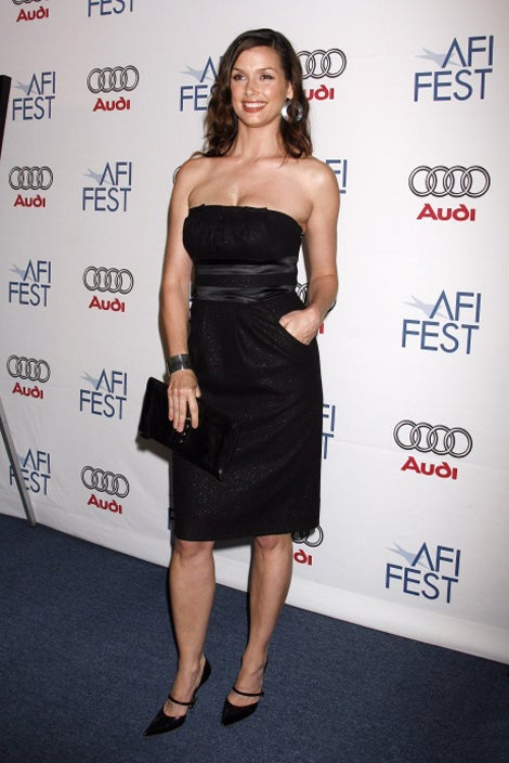 "Bridget ""Gisele Who?"" Moynahan Is Back In Black"