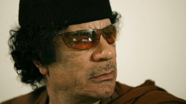 """We Will Strangle Qaddafi's Troops Tonight,"" Say Libyan Rebels"