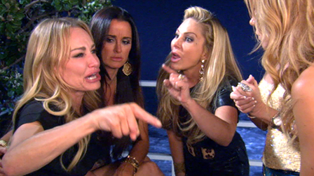 Real Housewives of Beverly Hills: Beach Blanket K.O.