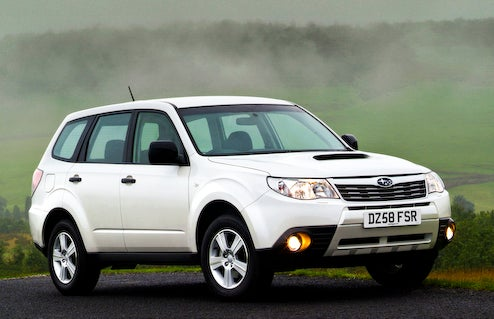 Subaru Forester And Impreza Boxer Diesel Bringing 37 MPG To Paris Motor Show
