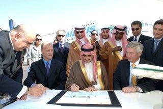 Saudi Prince Dropping $475 Million on Airbus A380