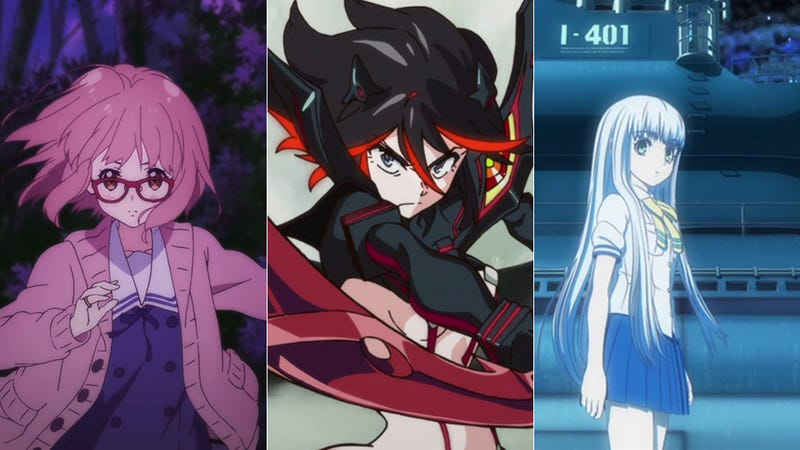 The Five Anime of Fall 2013 You Should Be Watching