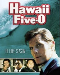 At Last! Hawaii Five-O Complete First Season on DVD