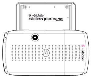 More Motorola Sidekick Slide Details