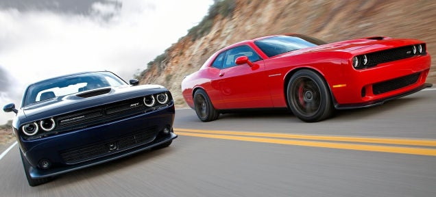 You Can Lease A Challenger Hellcat Because Dodge Has Gone Insane