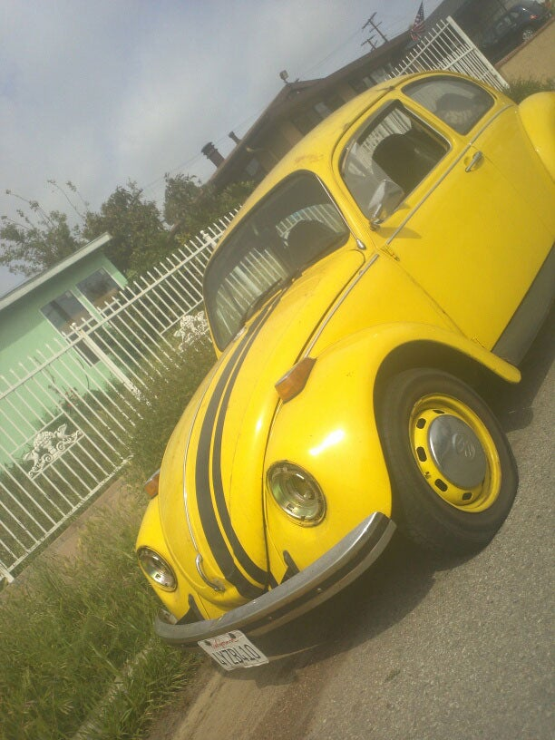 My BEETLE HAS BEEN SPOTTED! Now Help Me Figure Out Where This is... UPDATE