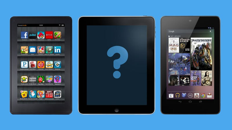 What Kind of Tablet do You Use?