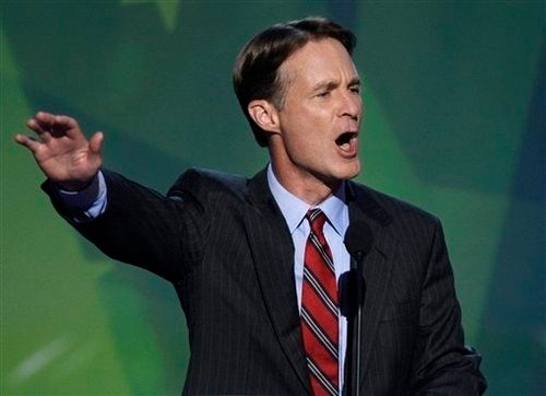 Evan Bayh Cracks AIDS Joke, Claims He Earned It
