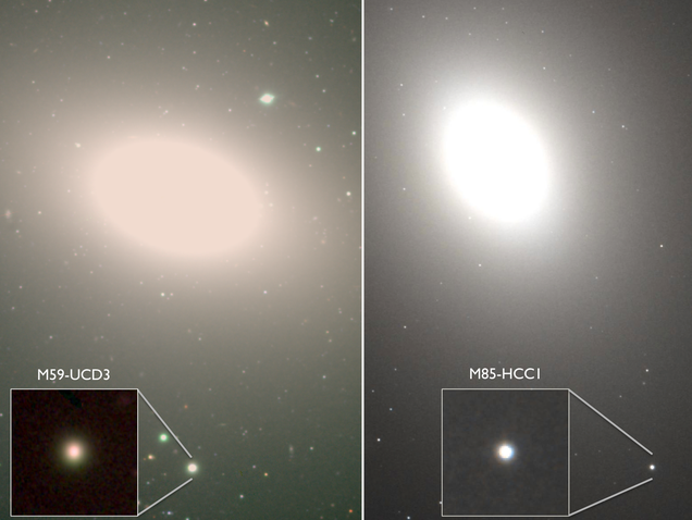 Astronomers Discover a New Class of Freakishly Dense, Compact Galaxies