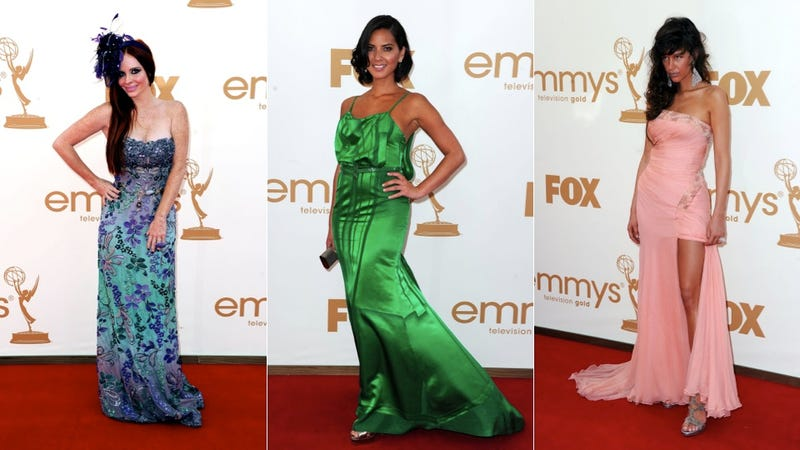 Emmys Fashion: Highs Are High, Lows Are Low