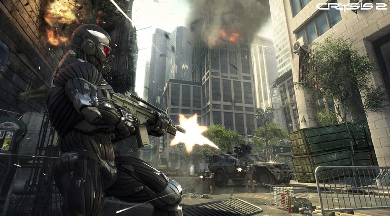 Crysis 2 Eyes-On Impressions: Rumble in the Asphalt Jungle