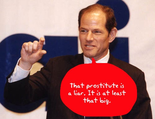 If You are Going to Call Hookers, Go Pre-Paid: How to Avoid Eliot Spitzer's Fate