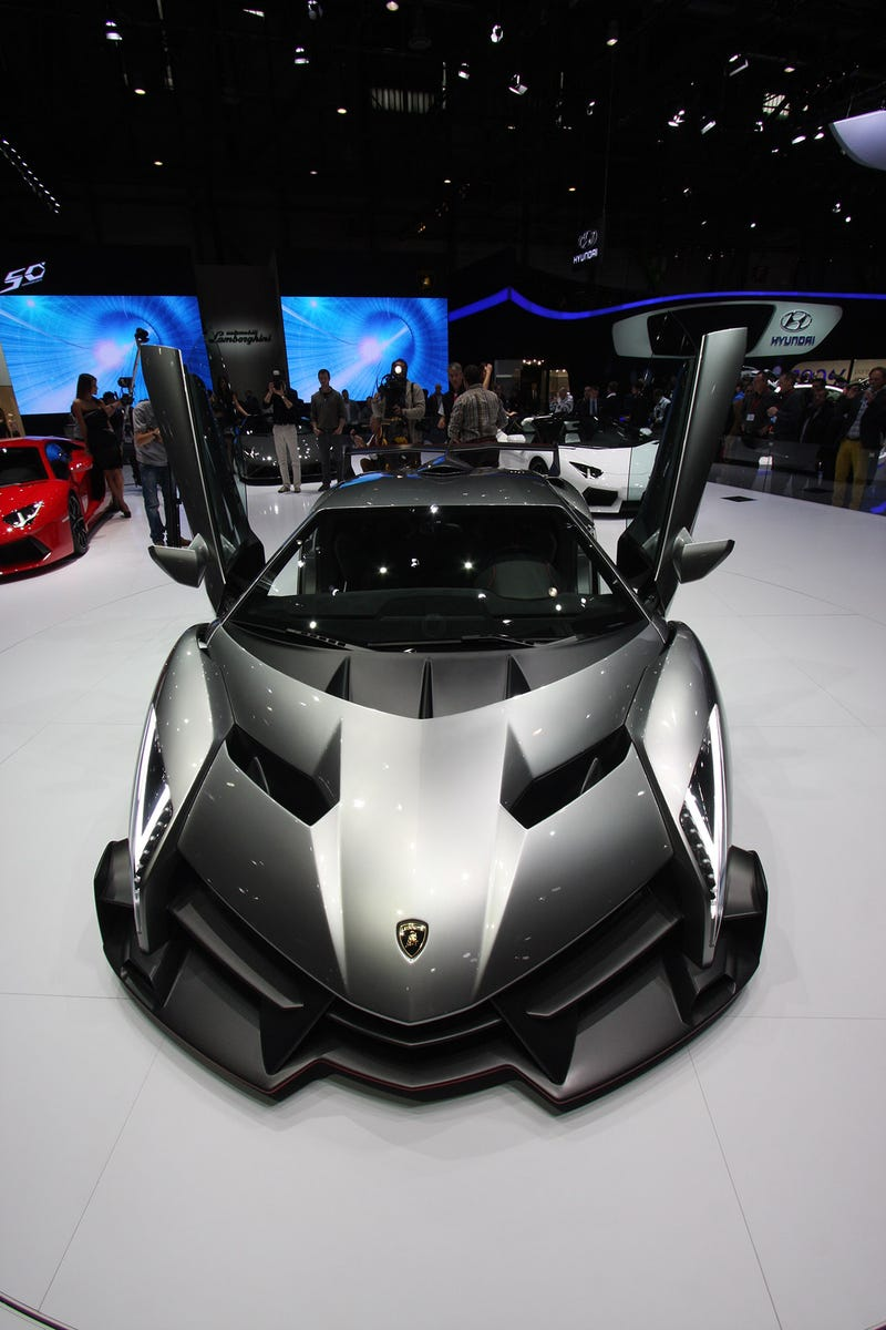 Meet The Guys Who Paid $4 Million For The Lamborghini Veneno Before Seeing It
