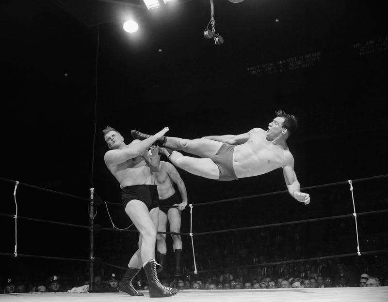 Pro Wrestling's Greatest Angle Was Convincing Us It Doesn't Matter