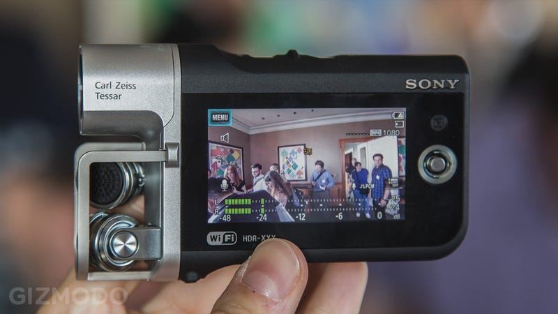 Sony's New Music Video Recorder Is Way Cooler Than It Sounds