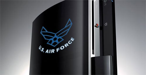US Air Force Buying 2200 PlayStation 3s