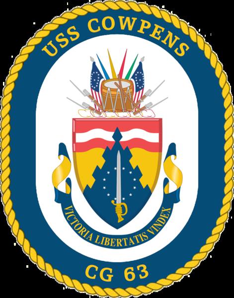 V.F.M.D.: USS Cowpens!