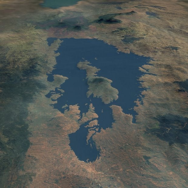 """""""Exploding"""" Lake Could Kill Millions or Power the Country for 100 Years"""