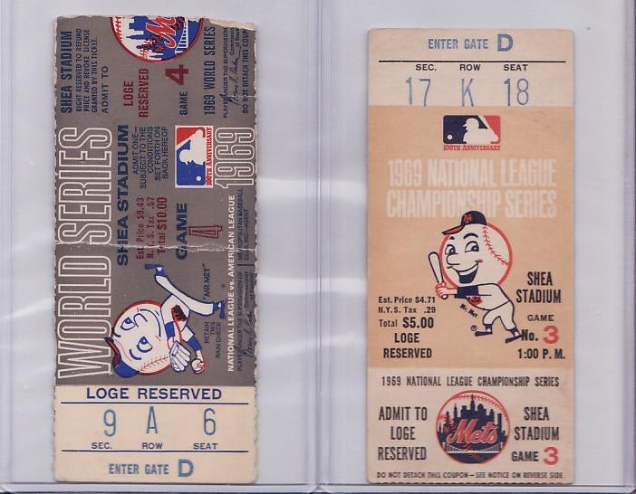 The Mets Are Shamelessly Selling Commemorative Tickets To Johan Santana's No-Hitter For $50 Each