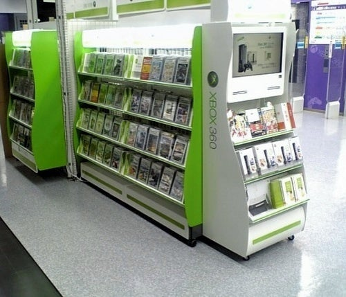 Does Store Renovation Reflect Current Japanese Game Market?