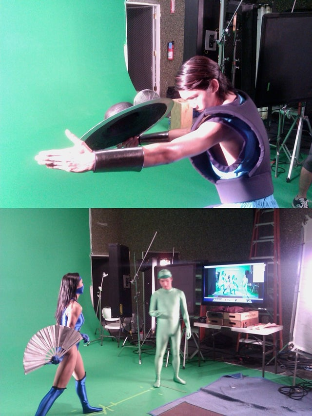 A Behind The Scenes Look at Mortal Kombat Motion Capture