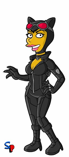 What If Arkham City Were a Suburb of Springfield?