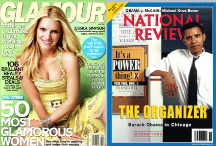 Are Threesomes Really Normal? The National Review Enlists Three Bloggers To Debate Glamour