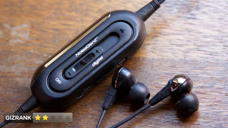 Sennheiser CXC 700 Noise Canceling Earbuds: Just Listen to Louder Music