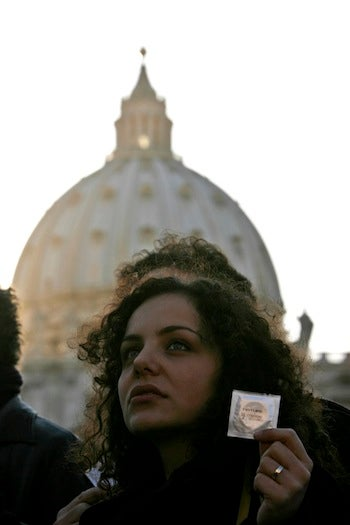 Most Religious Women Use Contraception, Despite What Church Says