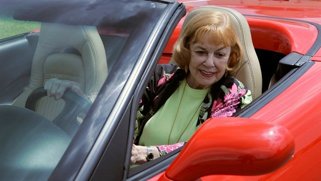 RIP Betty Skelton, Badass