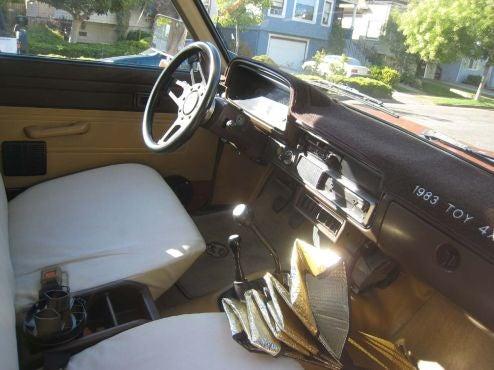 1983 Toyota Hilux 4x4