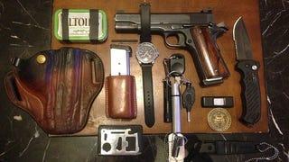 My personal EDC kit