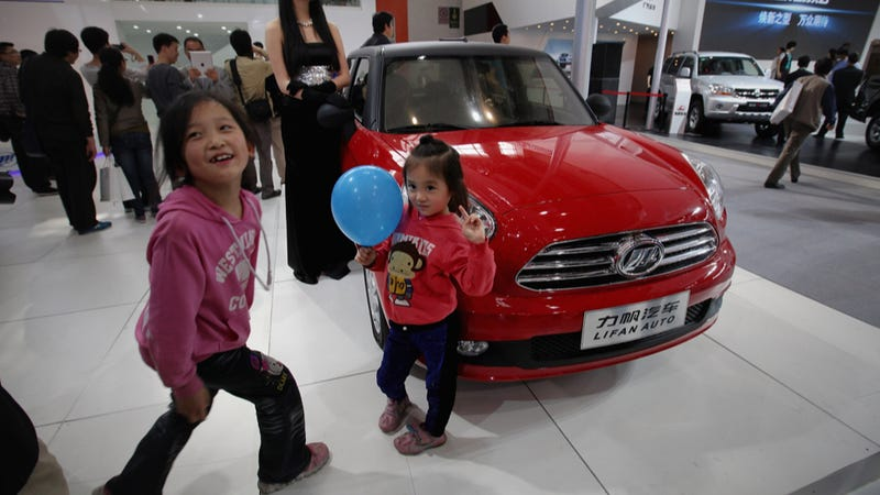 Chinese Automakers Are Getting Destroyed In China