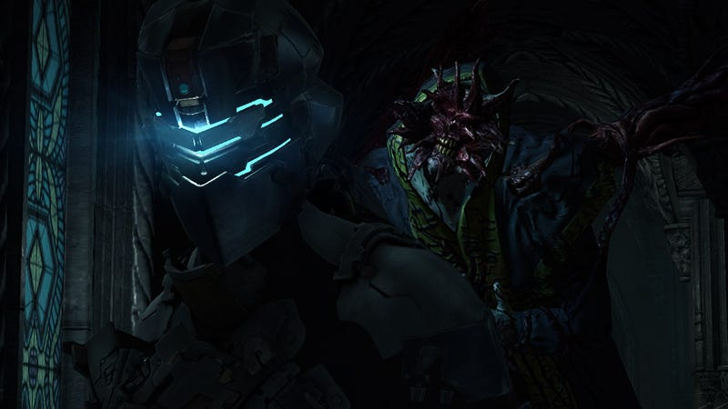 Dead Space 2's Miner Upgrades, Including A Solution To A Lack Of Bullets [UPDATE]