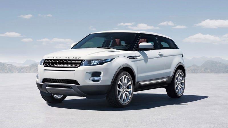 2012 North American Car, Truck Of The Year: Hyundai Elantra, Range Rover Evoque