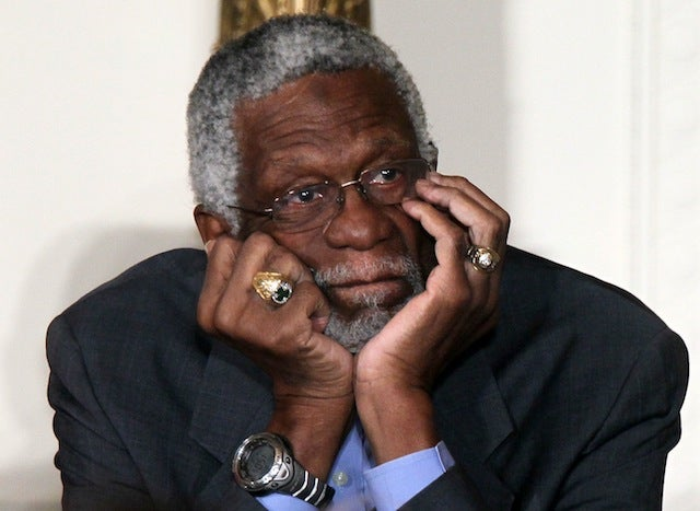 Bill Russell Arrested In Seattle Airport On Gun Charges