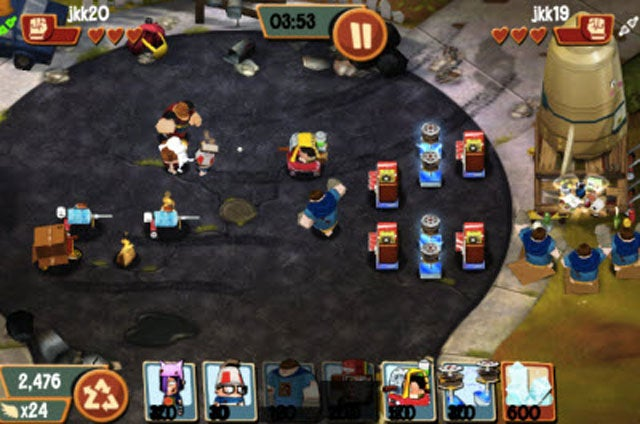 The Next Generation of Online Multiplayer Mobile Games Debuts at PAX
