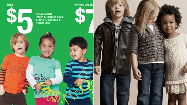 What Happens When A Kid With Down Syndrome Models For Target & Nordstrom