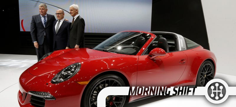 Porsche's R&D Chief Quits Volkswagen After Seven Month Dieselgate Suspension