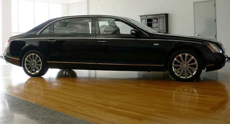 Maybach 62S Landaulet: Buy It Now On EBay For Just $2.2 Million