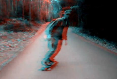Skateboarding: Curiously Less Extreme in 3D