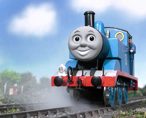 Thomas The Tank Engine Not Only Fascist, Now Also Corrupt
