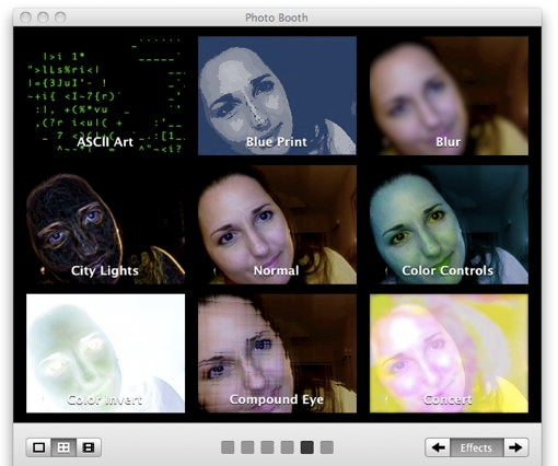 Add Extra Effects to Photo Booth and iChat with a Quick Tweak