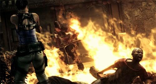Capcom Talk Resident Evil 5 On PC