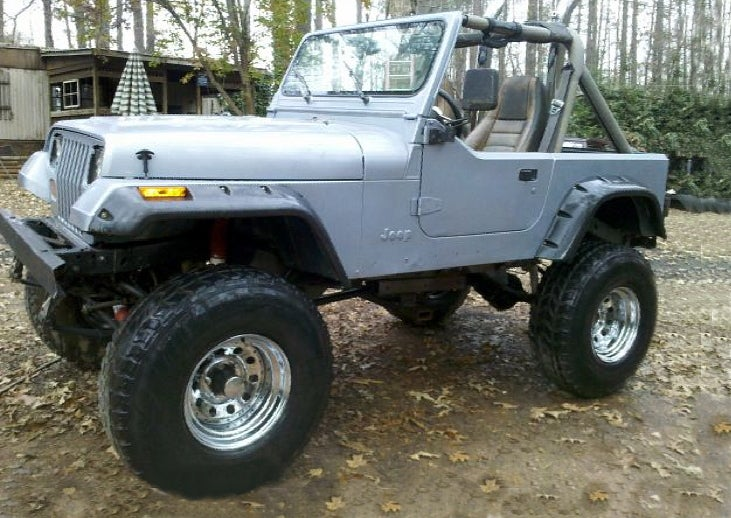 For $8,000, Will This Jeep Be The Torque Of The Town?