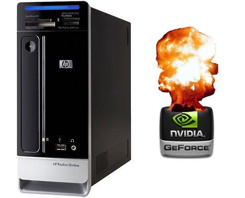 Defective Nvidia Graphics Cards Confirmed in Desktops