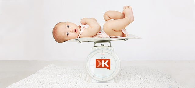 Your Baby's Klout Score Is in the 25th Percentile